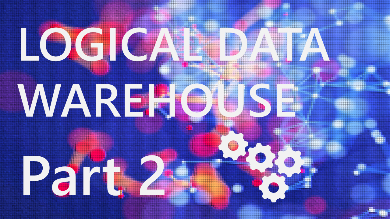 Creating a Logical Data Warehouse with Synapse Serverless SQL: Part 2 of 4 – Creating a Dimensional Model
